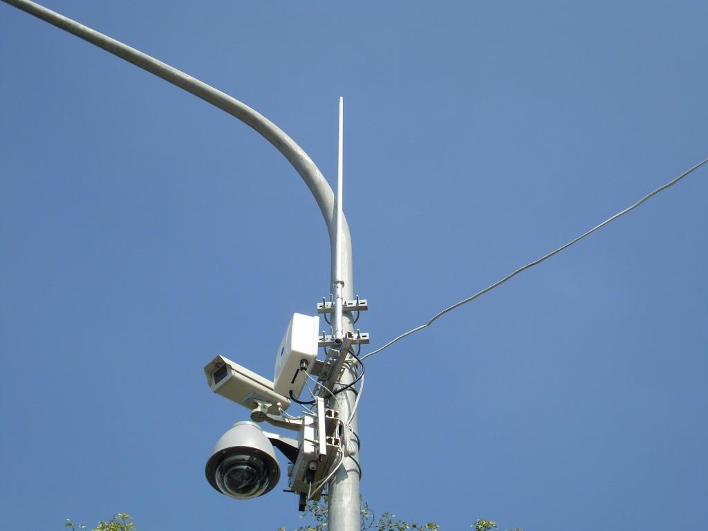 無線網路監控系統整合