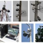 無線網路,監視系統,整合