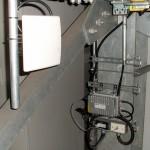動態 遠距離 高頻寬 無線網路基地台-低樓層架設