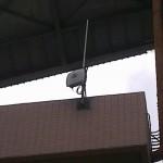 """大範圍""""無線網路""""架設,選點、佈線、配電及調整角度"""
