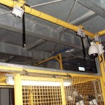 無線網路 接收端架設較固定端低之增益天線