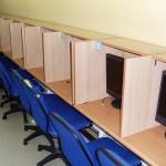 補習班配置課程錄影撥放區