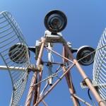 遠距離無線網路 監視系統 - 中繼站