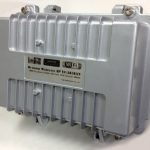 YC-2858AN,戶外,耐候型,高速,遠距離無線網路 (正面外觀)