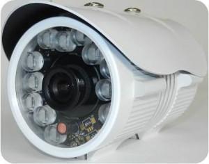 超強夜視雷射攝影機