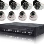AHD百萬畫素 監視系統