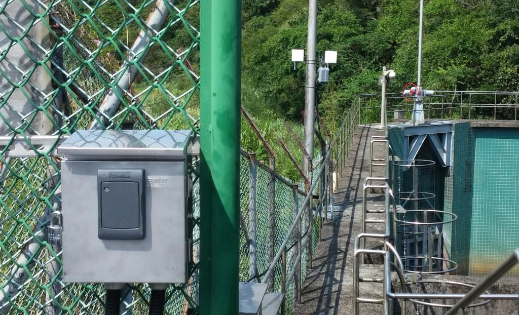 遠距離無線網路-連接網路型RFID控管