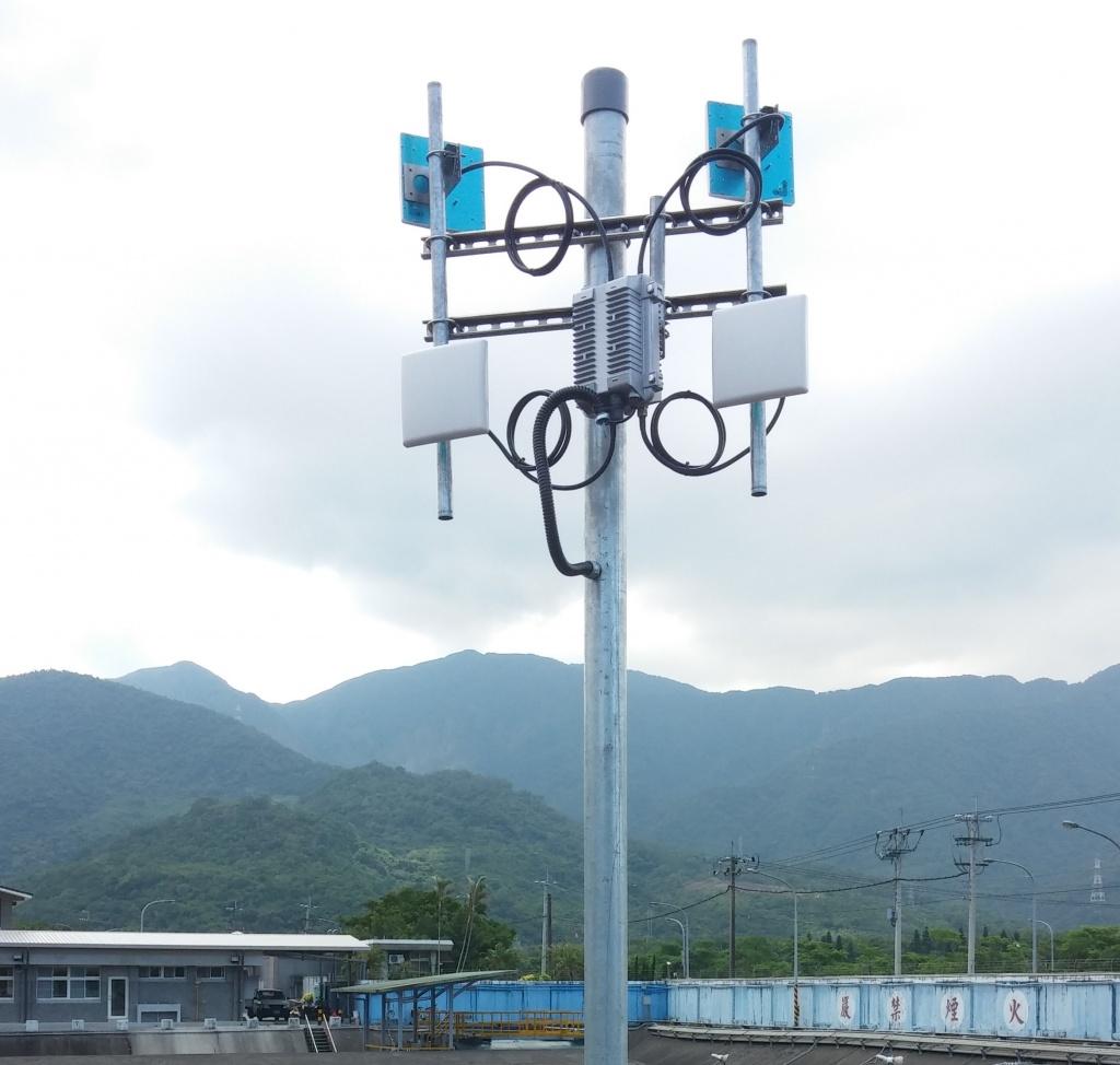 遠距離無線網路-中繼模式-發射與接收-整合RFID控制