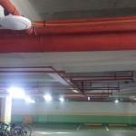 社區-地下停車場-無線網路-4