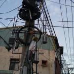 遠距離 高頻寬 無線網路 監視系統-主幹及支幹