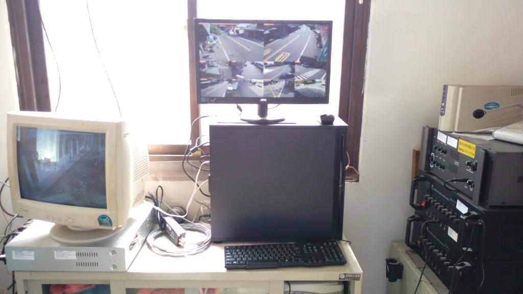 遠距離 高頻寬 無線網路 監視系統-鄰里道路 監視系統