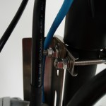 移動式 無線網路 攝影機 - 不鏽鋼夾具