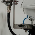 移動式 無線網路 攝影機 - 高頻導線